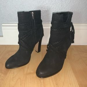 Vince Camuto Tumbled Buff Goat Boots